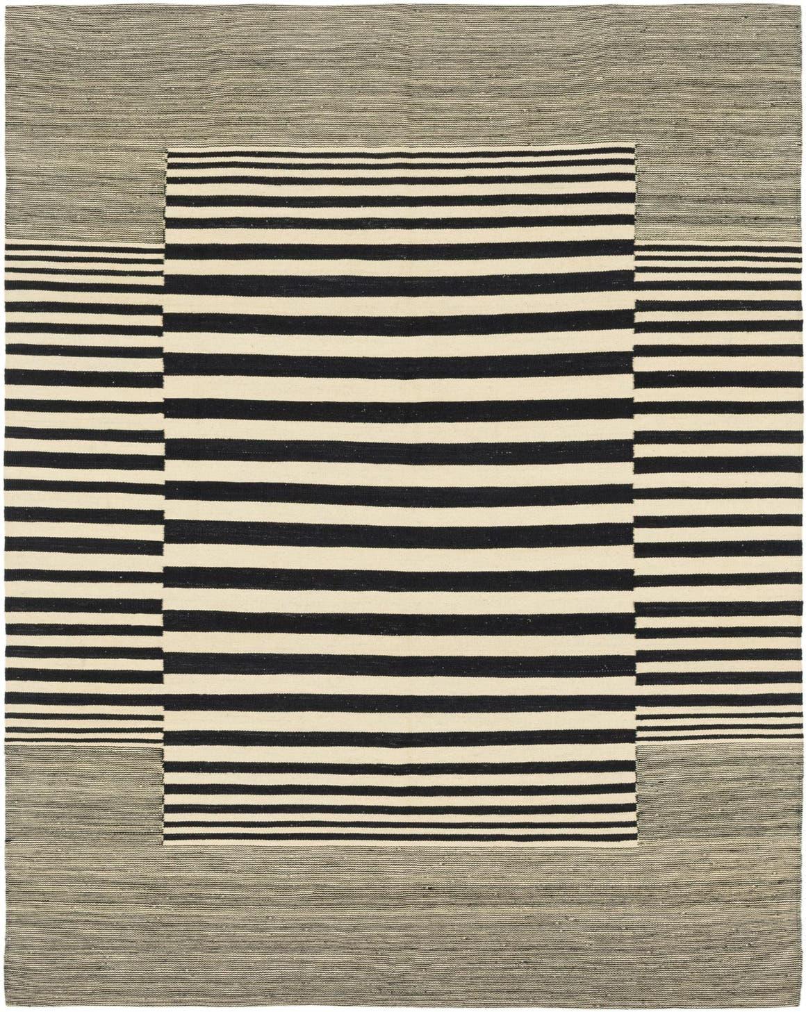 6' x 7' 7 Kilim Modern Square Rug main image