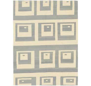 Image of 5' x 6' 6 Kilim Modern Rug