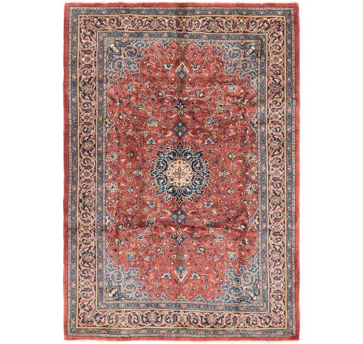 218cm x 318cm Farahan Persian Rug
