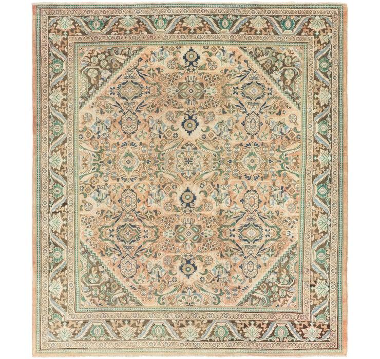 10' 7 x 12' 2 Mahal Persian Rug