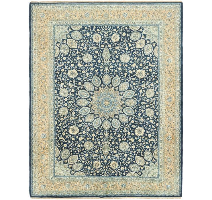 323cm x 405cm Kashan Persian Rug