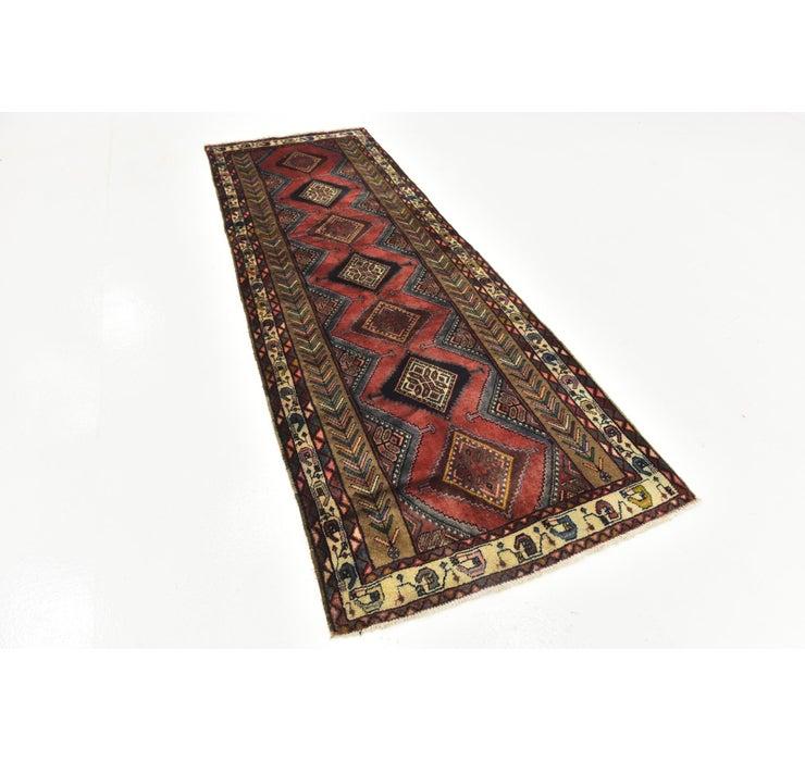 105cm x 300cm Chenar Persian Runner Rug