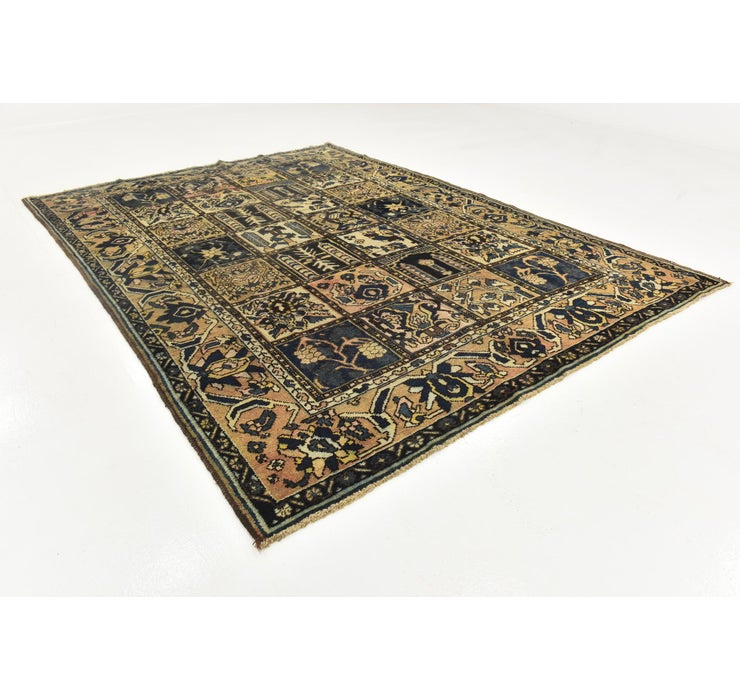 7' 5 x 10' Bakhtiar Persian Rug