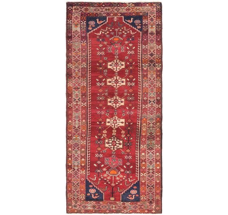 127cm x 297cm Shahsavand Persian Runn...