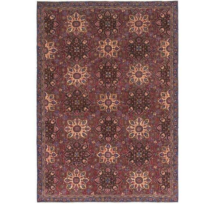 183cm x 267cm Kerman Persian Rug