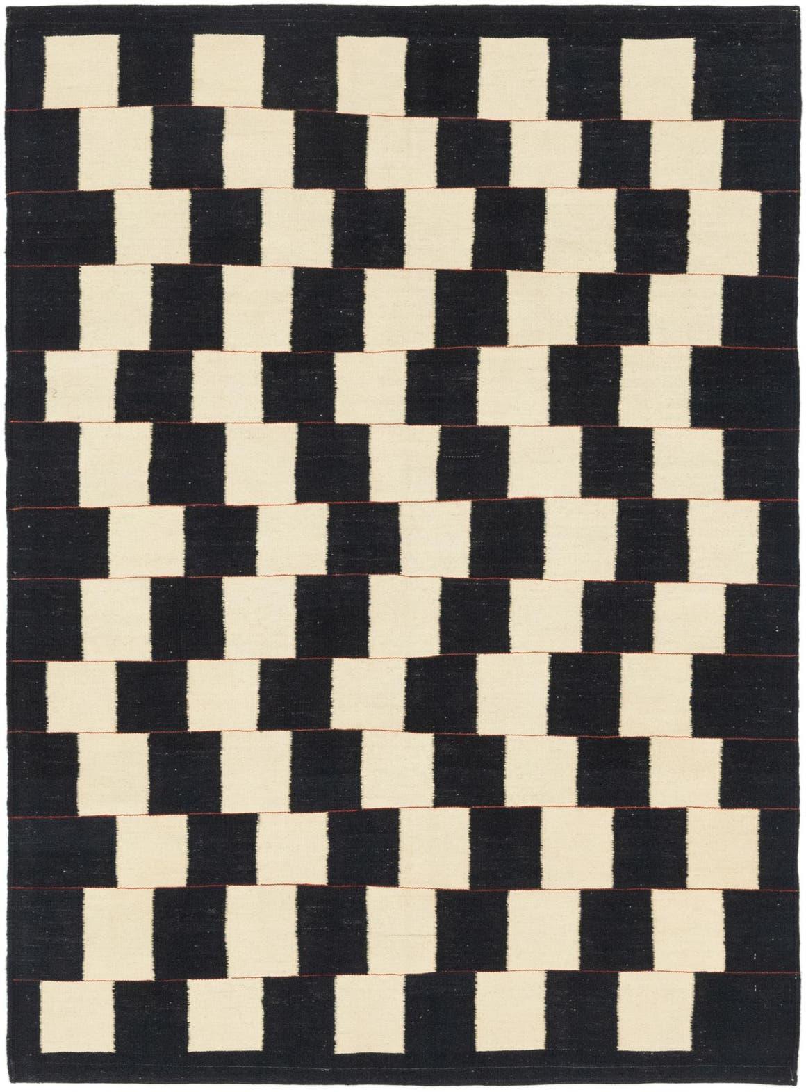 5' x 6' 9 Kilim Modern Rug main image