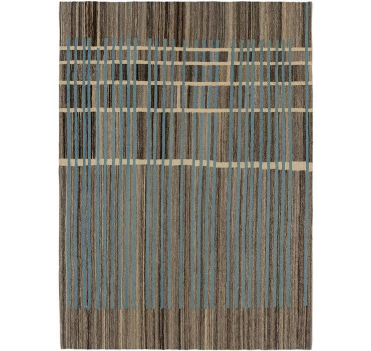 5' 8 x 8' Kilim Modern Rug