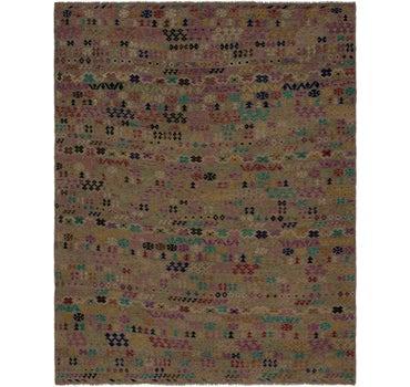 10' 4 x 13' 2 Kilim Modern Rug main image