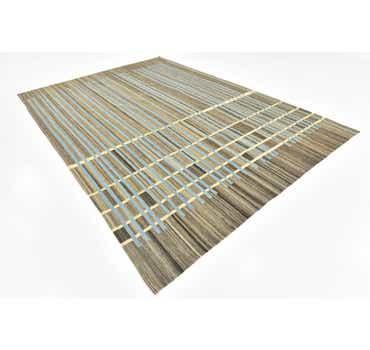 Image of 8' x 11' 10 Kilim Modern Rug