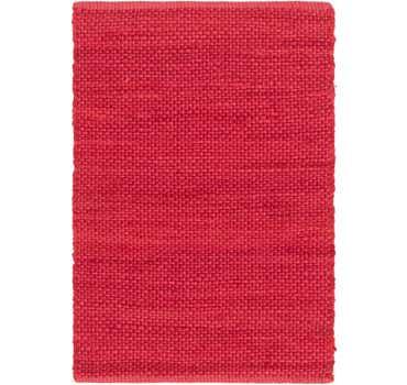 Image of 2' x 3' Chindi Cotton Rug