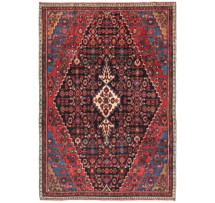 170cm x 257cm Darjazin Persian Rug