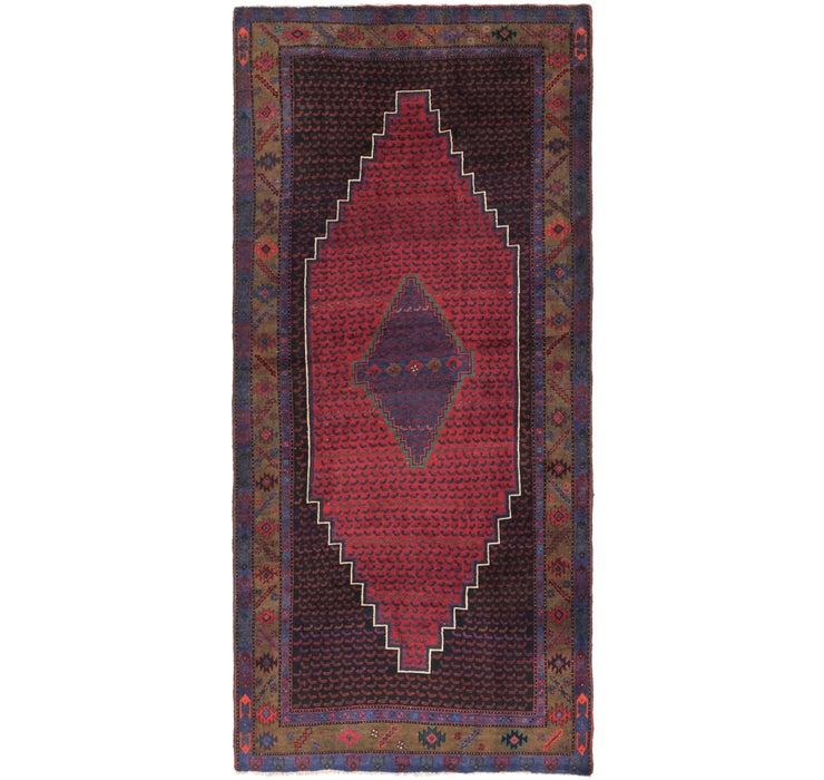 152cm x 335cm Sarab Persian Runner Rug