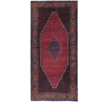 Image of 5' x 11' Sarab Persian Runner Rug