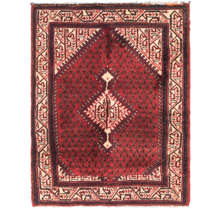 3' 4 x 4' 4 Botemir Persian Rug