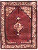 102cm x 132cm Botemir Persian Rug thumbnail