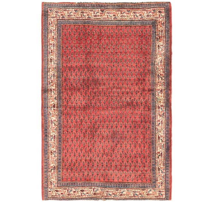 130cm x 198cm Botemir Persian Rug