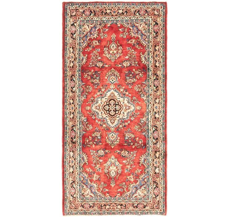 130cm x 275cm Shahrbaft Persian Runne...