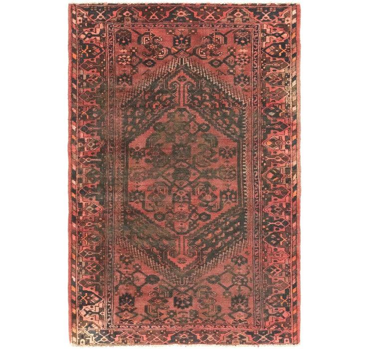 127cm x 198cm Hamedan Persian Rug