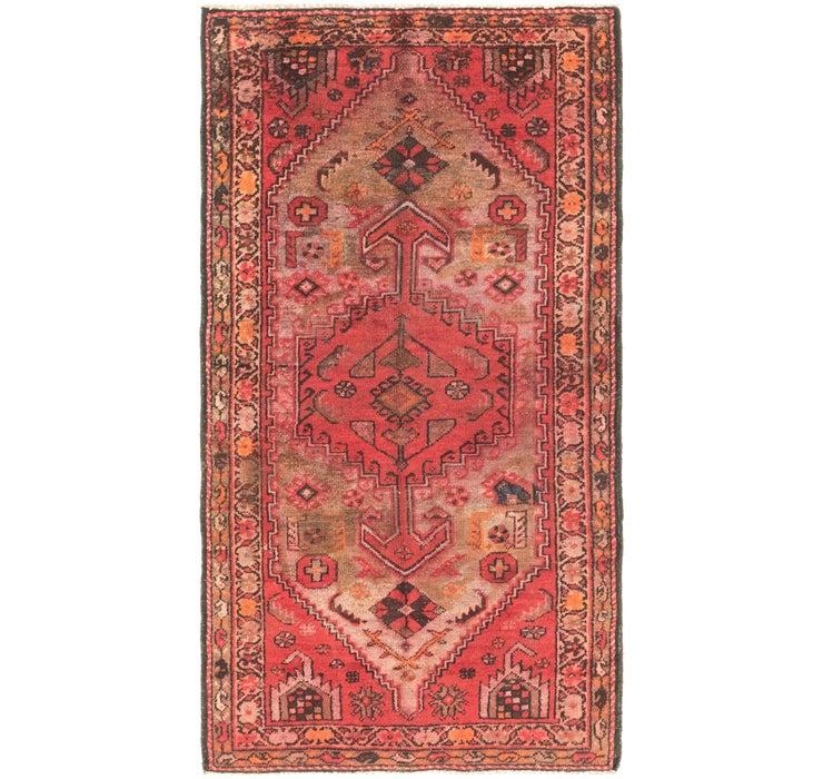 3' 6 x 6' 8 Zanjan Persian Rug