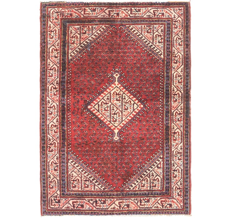 105cm x 147cm Botemir Persian Rug