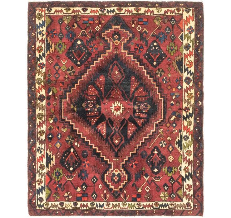 157cm x 195cm Bakhtiar Persian Rug