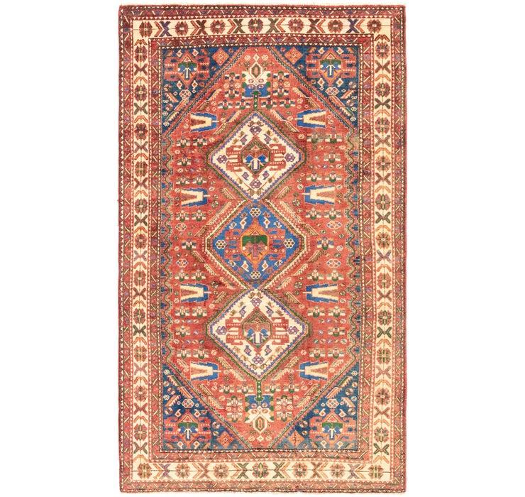 173cm x 310cm Yalameh Persian Rug