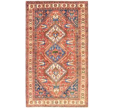5' 8 x 10' 2 Yalameh Persian Rug