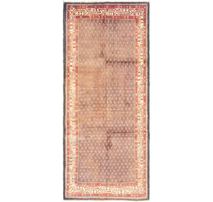 Image of 3' 6 x 8' Botemir Persian Runner ...