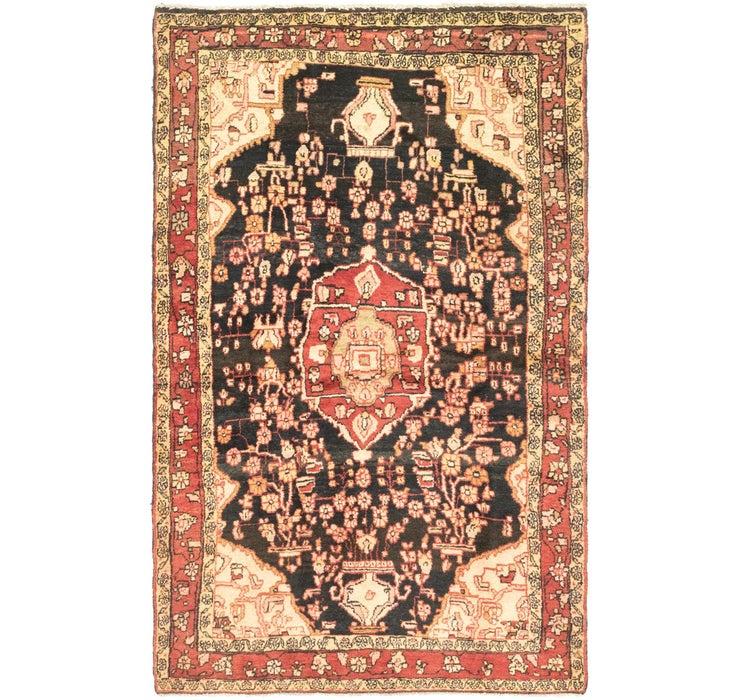 140cm x 230cm Nahavand Persian Rug