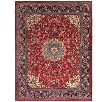 Image of 9' 10 x 13' 4 Farahan Persian Rug