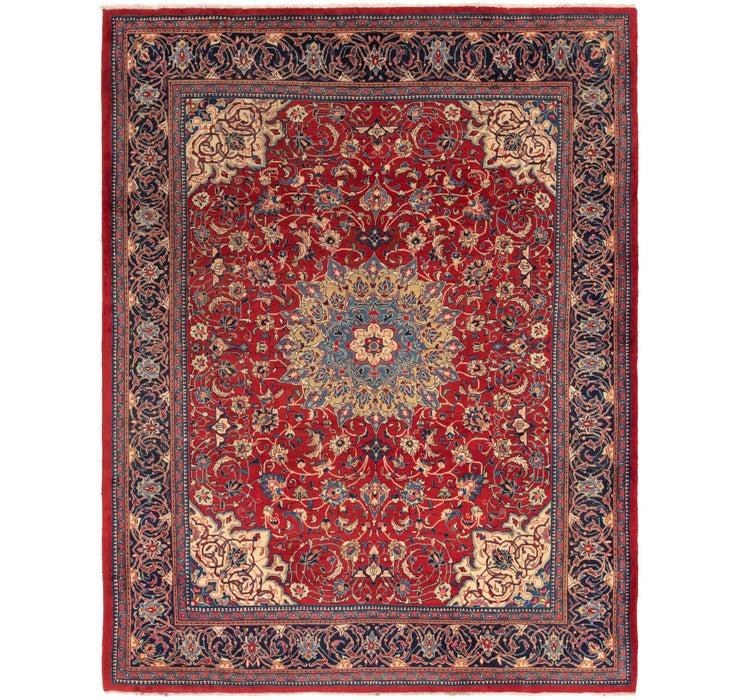 9' 10 x 13' 4 Farahan Persian Rug