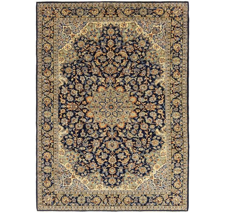 9' 9 x 13' 9 Kashan Persian Rug