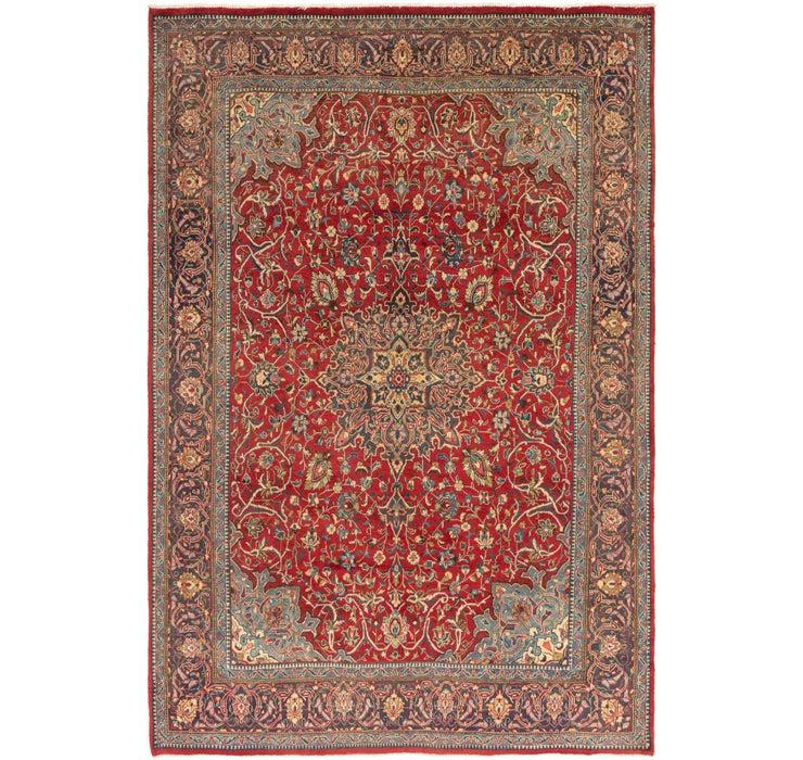 9' 3 x 13' 7 Mahal Persian Rug