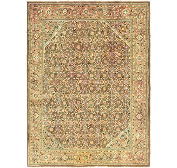 9' 8 x 13' 7 Farahan Persian Rug