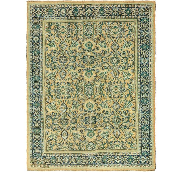 335cm x 447cm Mahal Persian Rug