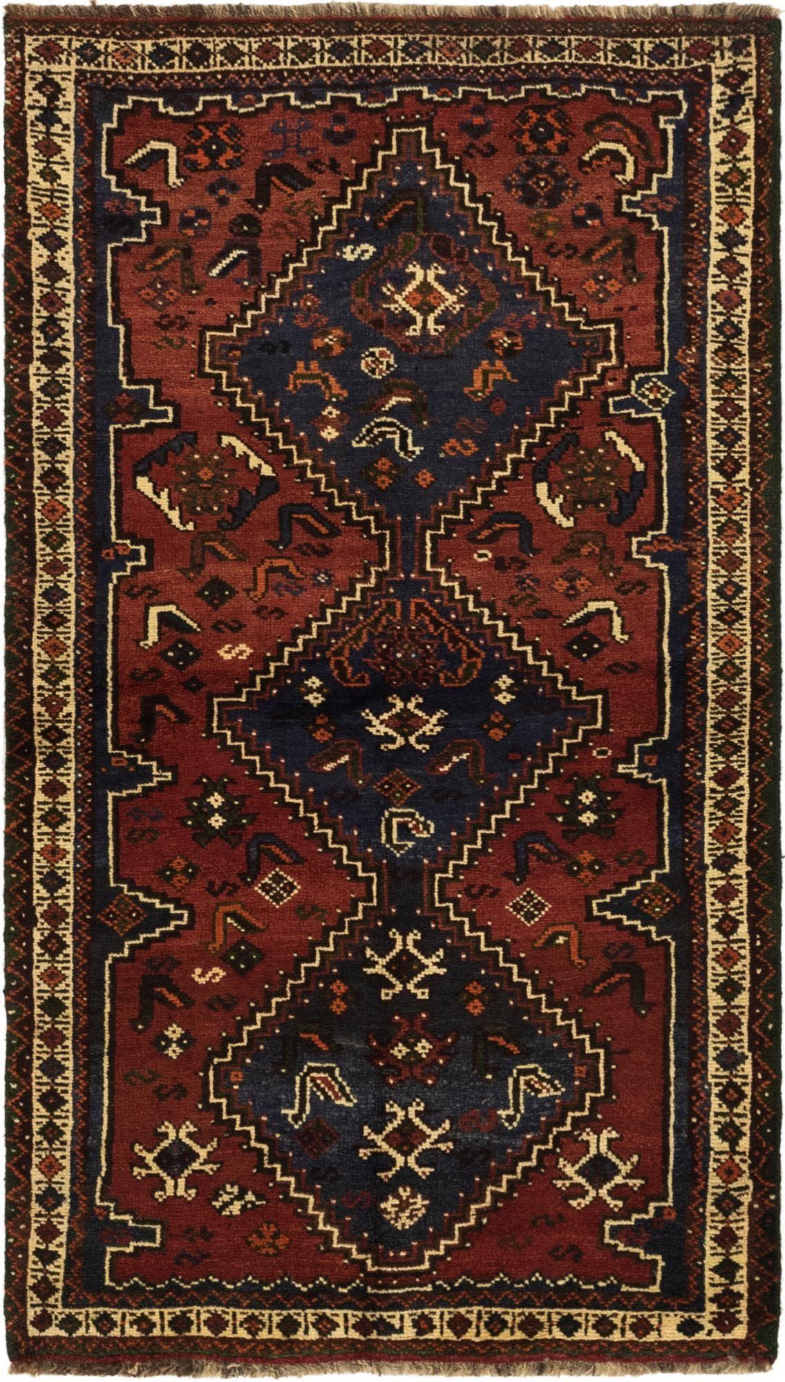 3' 5 x 6' Ghashghaei Persian Rug main image