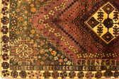 3' 7 x 6' Ghashghaei Persian Rug thumbnail