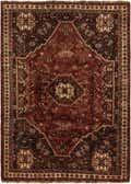 5' 9 x 8' Ghashghaei Persian Rug thumbnail