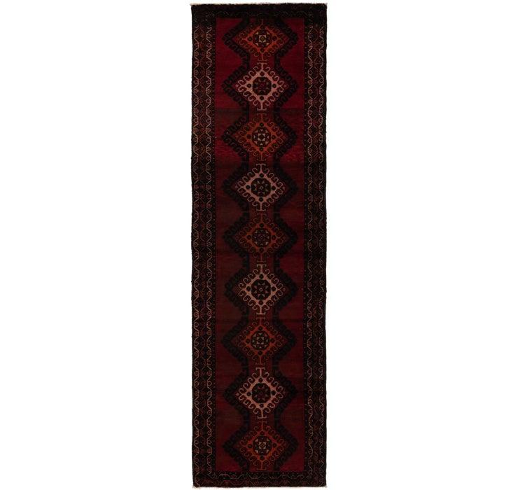 85cm x 320cm Ferdos Persian Runner Rug