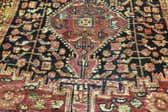 4' 6 x 6' 2 Tuiserkan Persian Rug thumbnail