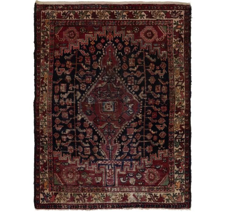 137cm x 188cm Tuiserkan Persian Rug
