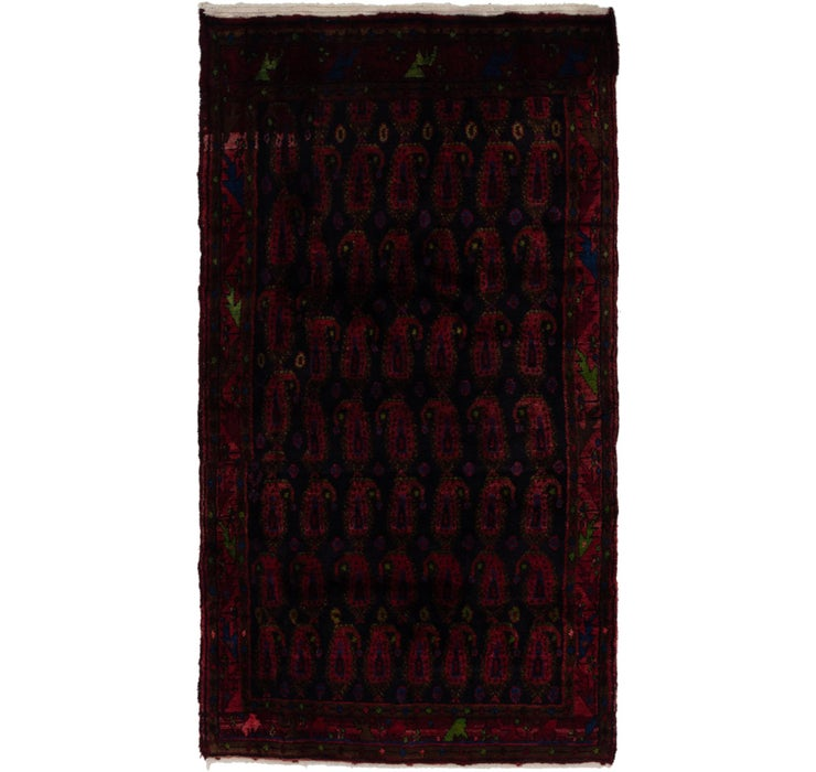 122cm x 230cm Malayer Persian Rug