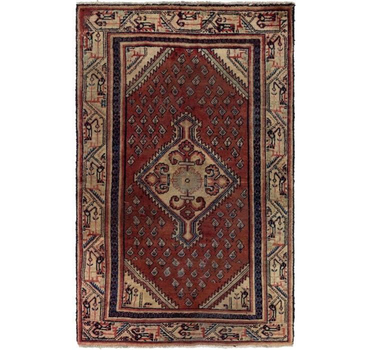 3' x 5' 2 Botemir Persian Rug