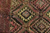 3' x 5' 8 Balouch Persian Rug thumbnail