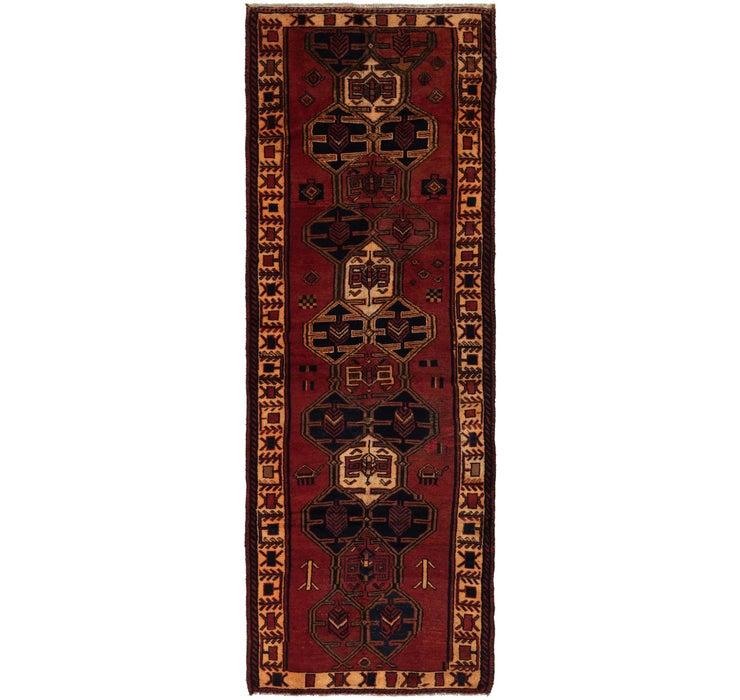 115cm x 345cm Shiraz Persian Runner Rug