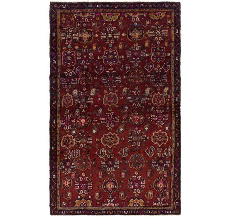 152cm x 235cm Gholtogh Persian Rug