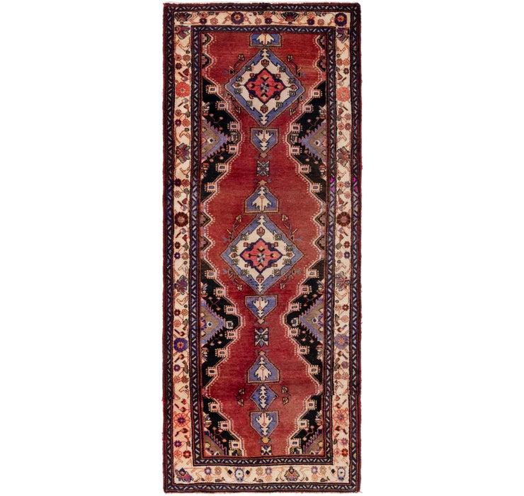 107cm x 267cm Shahsavand Persian Runn...