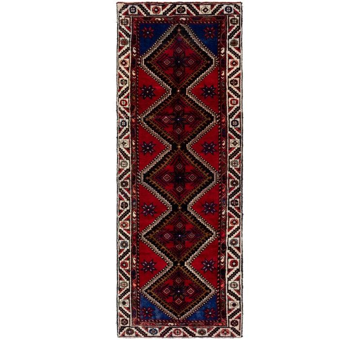97cm x 282cm Chenar Persian Runner Rug