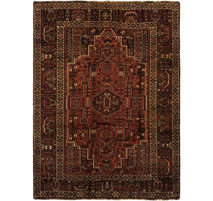 178cm x 250cm Ghashghaei Persian Rug