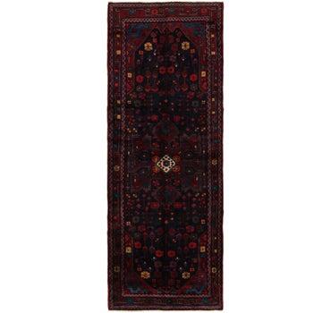 3' 10 x 10' 10 Zanjan Persian Runner Rug main image